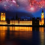 London the UK's most popular New Year's destination