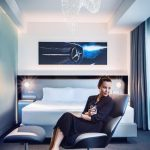 New Mercedes-themed design concept at Frasers Singapore and London properties