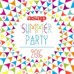 ASAP Summer party – 'Carnival on the canal'