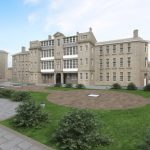 Planning application submitted for revamp of former Aberdeen hospital site
