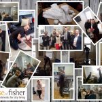 House of Fisher office staff try housekeeping