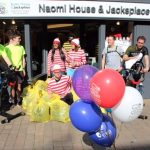 esa raise over £5,000 for Naomi House's ultimate store wars