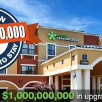 Extended Stay America® completes $1 billion renovation and improvement initiative