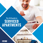 The 2018 Guide to Serviced Apartments published by The Business Travel Magazine launched today