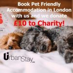 Urban Stay bookings include charitable donations