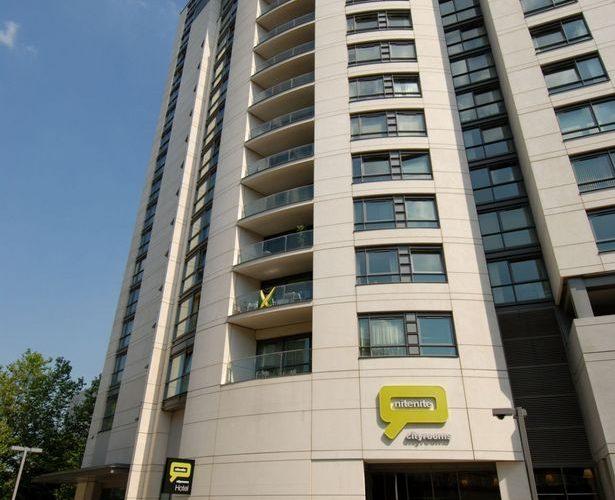 Nitenite hotel in birmingham city centre forced to close for Appart hotel birmingham