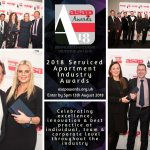 ASAP launches the 2018 Serviced Apartment Industry Awards