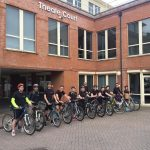 House of Fisher take to the saddle for charity