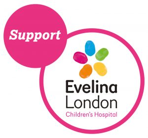 Support Evelina logo