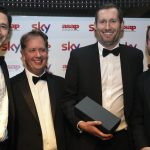 AirPortr celebrate winning Industry Breakthrough and Innovation Award at  The ASAP Awards