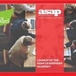 ASAP Leadership Academy gets under way on 16 May