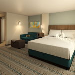 Choice Hotels shows off new MainStay Suites prototype
