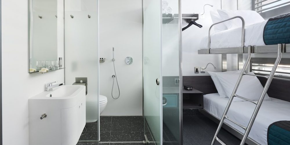 Micro hotel rooms the definition of luxury has changed for Designhotel definition