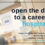 esa: open the door to a career in hospitality