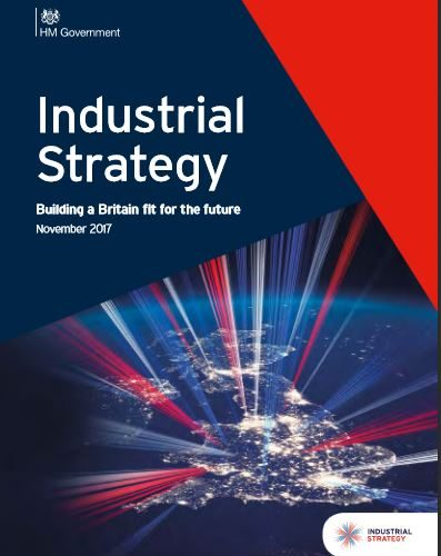 Tourism recognised in Government's Industrial Strategy White