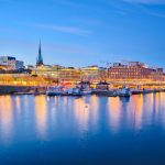 UK travellers flock to Sweden in 2017