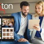 Criton app for delegates at Hotelympia