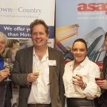 ASAP first networking event in Southampton a great success