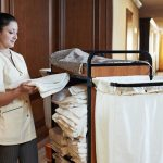 65% of hospitality workers still go into work despite being sick