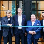 Oscar Wilde's grandson opens first Wilde Aparthotel by Staycity