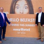 easyHotel to open first of the brand in Ireland, in Belfast