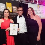 Citystay awarded in the Cambridgeshire SME Business of the Year Category