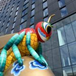 Dual-branded Crowne Plaza and Staybridge Suites Manchester unveils its Bee in the City