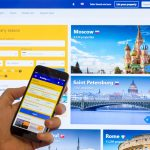 Expedia vs Booking's growth in alternative accommodations