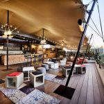 UK brand repositioning between a boutique hotel and a hostel