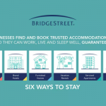 "BridgeStreet launches technology platform, ""Six Ways to Stay™"""