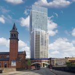 Staycity Manchester aparthotel tower proposal unveiled