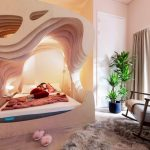 Cuckooz womb bedrooms aim to make guests sleep like a baby