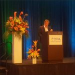 Global Industry Alliance launch announcement at CHPA Conference, Puerto Rico