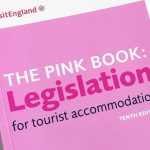 VisitEngland launches latest edition of The Pink Book for accommodation providers