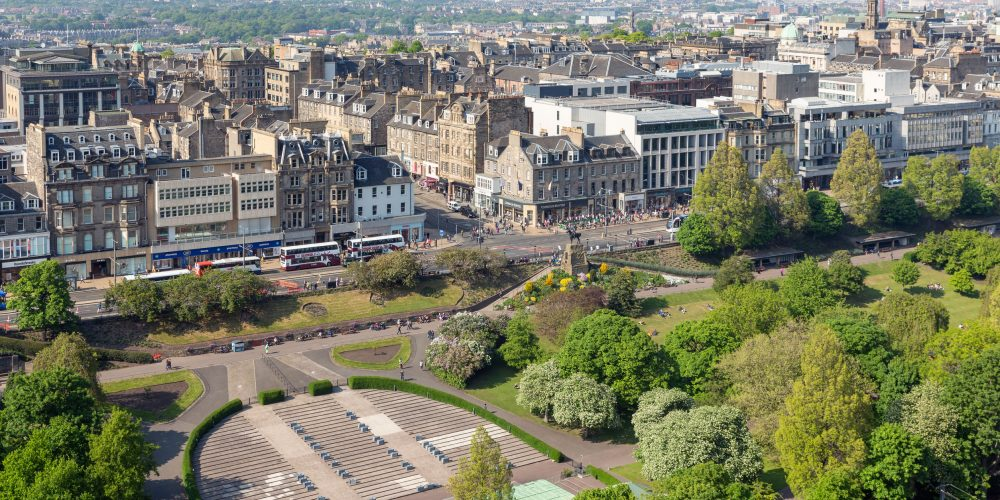 New Pioneer Travel >> Travel Kiosk Pioneer Adds New Acquisition To The Edinburgh