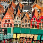 Bruges makes moves to counter over-tourism