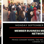 Can't make Monday's full ASAP September Meeting? Then join us for drinks!