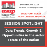 ASAP Convention Session Spotlight: Data Trends, Growth & Opportunities in the Sector