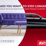 Acomodeo and Avis collaborating on innovative products