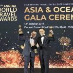 Frasers Hospitality wins major prizes at World Travel Awards