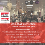 ASAP Convention – less than 4 weeks to secure your place!