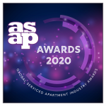 ASAP announces Finalists for 2020 ASAP Serviced Apartment Industry Awards