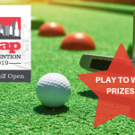 Fantastic Prizes at the ASAP Convention 2019 Mini Golf Open