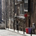 AirBnb blamed for thousands of overflowing Edinburgh bins