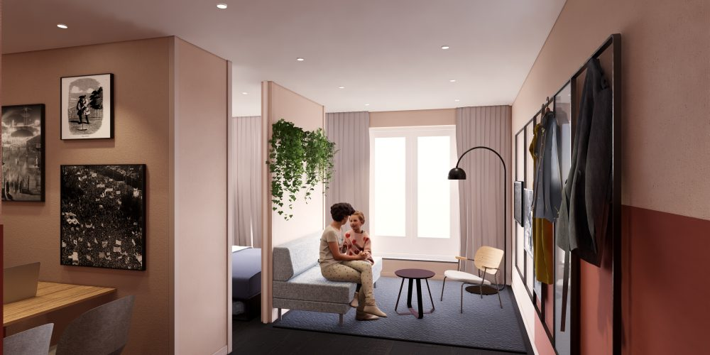 Yays to open 53 serviced apartments in centre of The Hague ...
