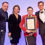 Cycas Director crowned HSMAI Europe 'Young Talent of the Year'