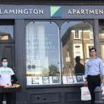 Lamington Group partners with homeless charity SPEAR