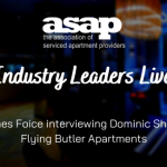 Industry Leaders Live:  Dominic Sherry, CEO Flying Butler Apartments