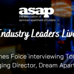 Industry Leaders Live:  Tom Smyth, Managing Director, Dream Apartments