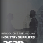 ASAP launches 2020/21 Supplier Directory
